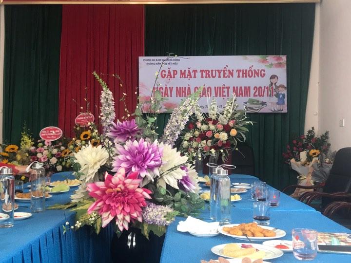 Gặp mặt truyền thống 37 năm Ngày Nhà giáo Việt Nam 20/11